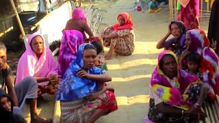 Seg1 rohingya women