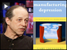 "Gary Greenberg: ""Manufacturing Depression: The Secret History of a Modern Disease"""