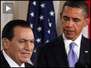 Mubarak obama