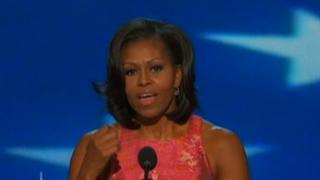 Michelle obama   dnc2012
