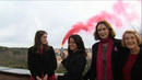 "Pink Smoke at the Vatican: Women Demand a Voice in Catholic Church Led by ""Old Celibate Men"""