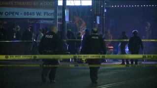 Ferguson police shooting aftermath