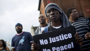 Baltimore freddie gray protests 2