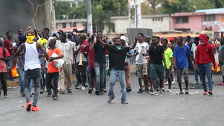 Seg2 haiti protests 1