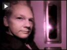 Assange van