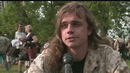 Scott Olsen, U.S. Vet Who Nearly Lost Life at Occupy Protest, Brings Antiwar Message to NATO Summit