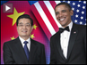 Has Obama Assumed the Position of Salesman-in-Chief to China?