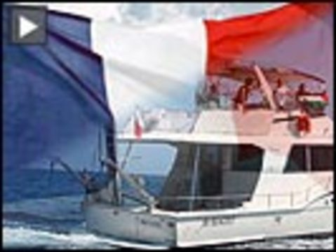 French boat buttton