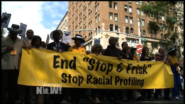 Stop and frisk