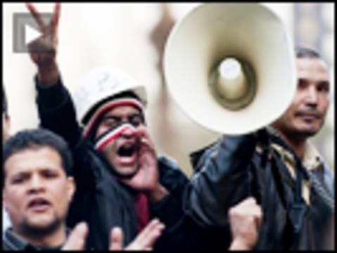 Egypt strike