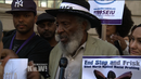 Dick Gregory, Legendary Comedian and Activist, Condemns Routine Targeting of Black Youth by NYPD