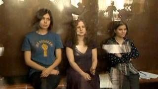 Pussy riot trial