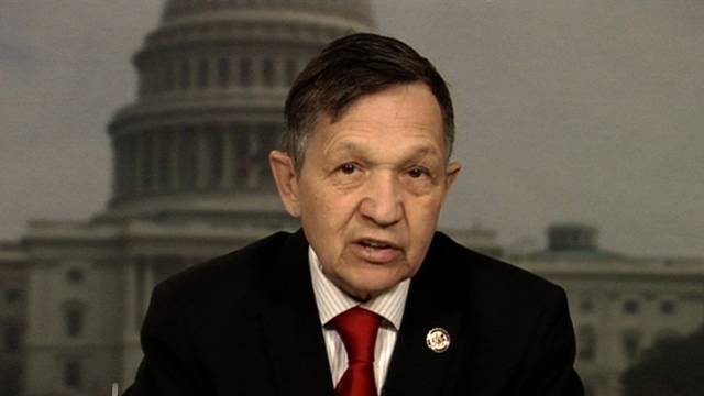 """What Fiscal Cliff Means >> Dennis Kucinich on the """"Fiscal Cliff"""": Why Are We Sacrificing American Jobs for Corporate ..."""