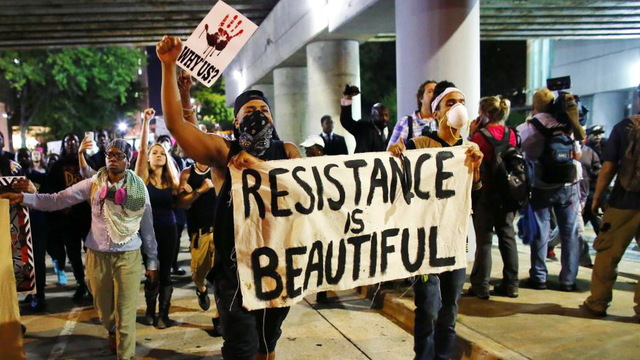 S3 charlotte protest resistance is beautiful