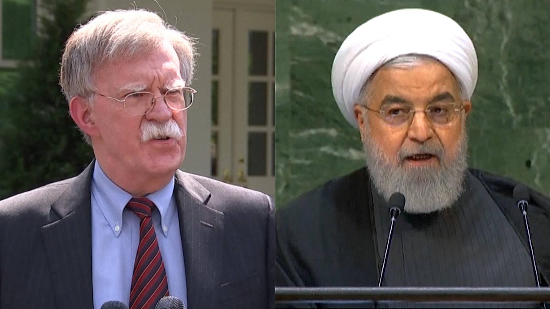 photo image Will John Bolton's Dream to Bomb Iran Come True? Ex-Iranian Ambassador Warns About U.S. Escalation