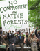 27 Arrested for Erecting Anti-Logging Blockade in Oregon