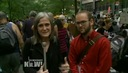 "Occupy Wall Street Organizer: Protest Expands Despite Police Effort to ""Silence"" Demonstrators"
