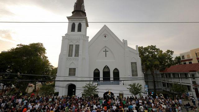 South carolina charleston emanuel ame church massacre 2