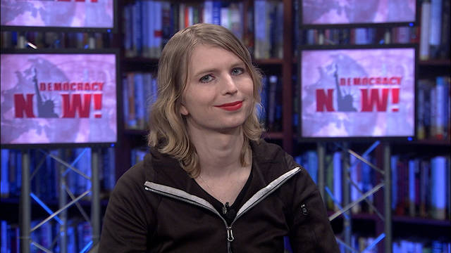 Guest chelsea manning