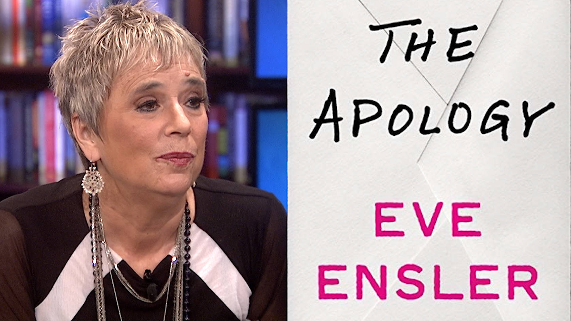 photo image The Apology: Eve Ensler's New Book Is the Letter She Wishes Her Abusive Father Had Written