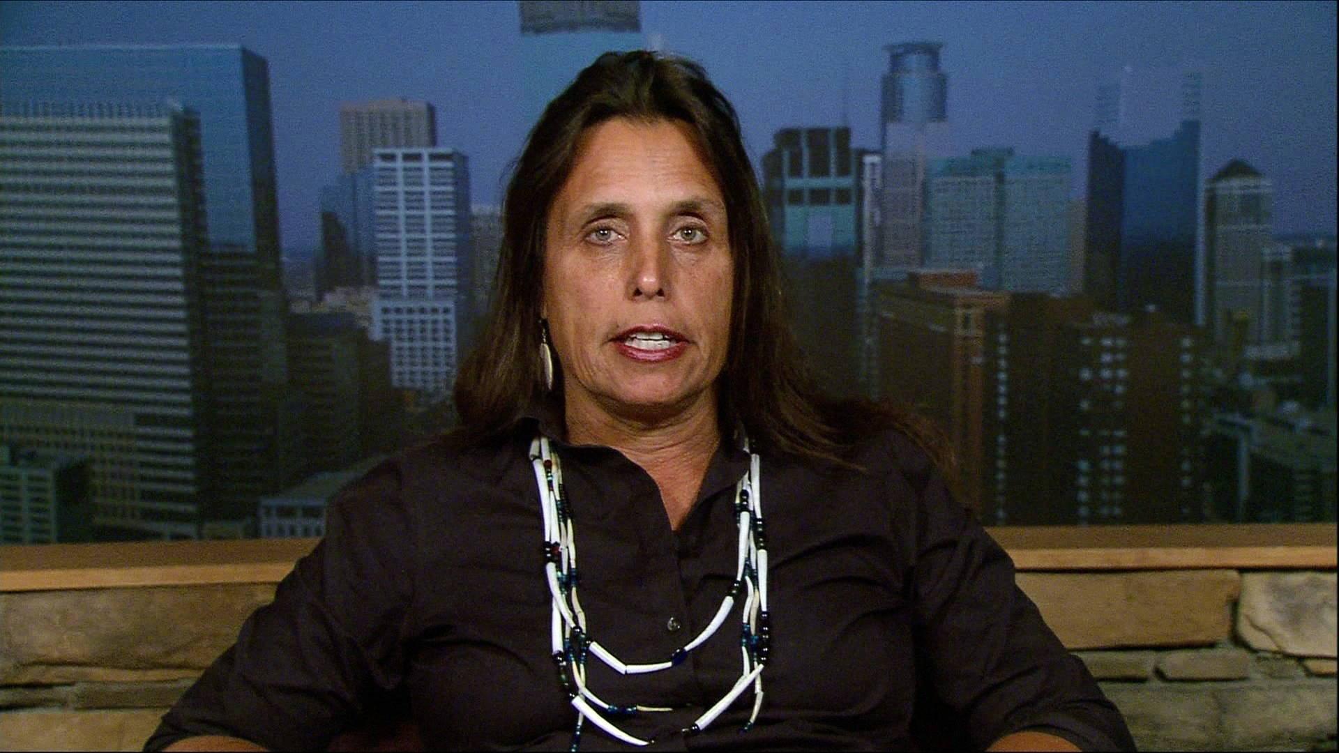 Native Activist Winona Laduke Pipeline Company Enbridge
