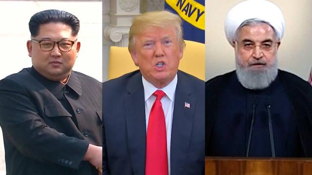 S3 us iran north korea
