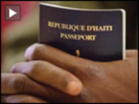 Haiti passport