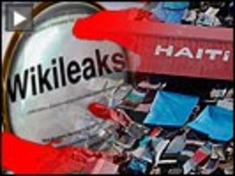 Haiti wikileaks