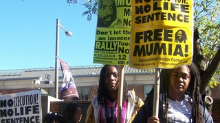 Mumia supporters2