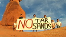 As Texas Pipeline Blockade Continues, Activists Challenge First U.S. Tar Sands Strip Mine in Utah