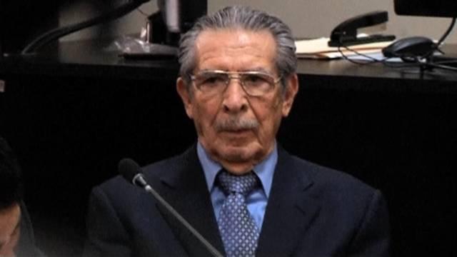 Rios montt trial