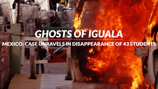 Ghosts iguala devereaux intercept ayotzinapa students
