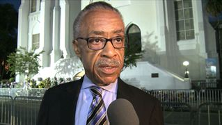 Al sharpton south carolina chleston church massacre funeral 1