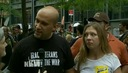 Iraq Veterans at Occupy Wall Street Decry Financial Crisis Soldiers Face Returning Home