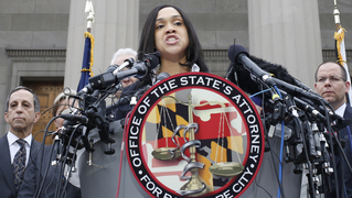 Mosby baltimore police charged freddie gray 1