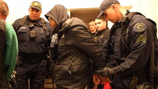Seg4 eviction arrest
