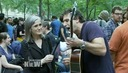 Iraqi-American Musician Stephan Said Performs at Occupy Wall Street