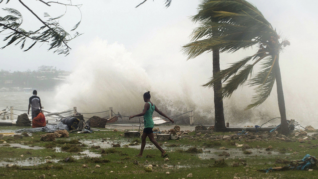 Vanuatu cyclone pam destruction 2