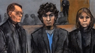 Dzhokhar tsarnaev trial boston bombings