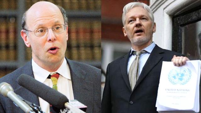 Ratner assange