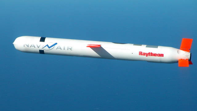 S10 raytheon missile