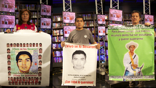Ayotzinapa parents missing students 1