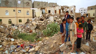 Seg yemen destroyed