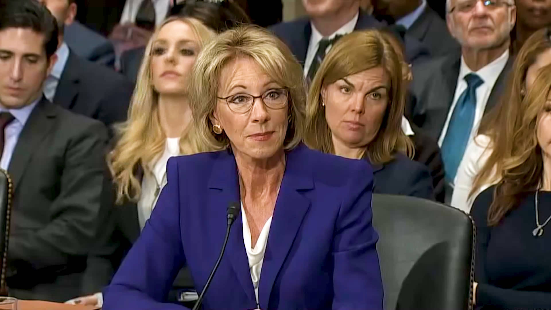 Books, Not Magazines: Outcry Grows over DeVos Plan to Divert Federal Funds and Put Guns in Schools