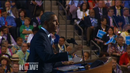 Accepting Democratic Nomination, Obama Pledges to Revive U.S. Economy While Protecting the Environment