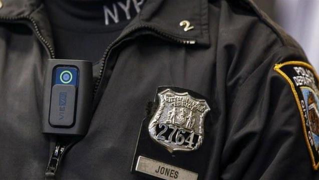 Police body camera 1