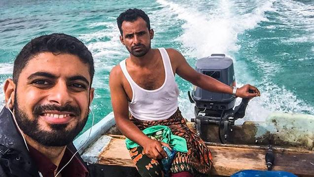 Mokhtar alkhanshali yemen escape