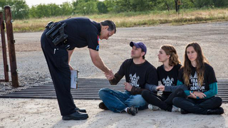 Denton texas fracking free arrests ban 1