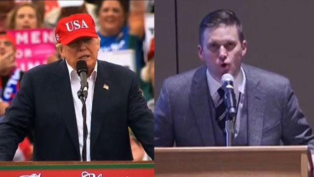 Trump spencer