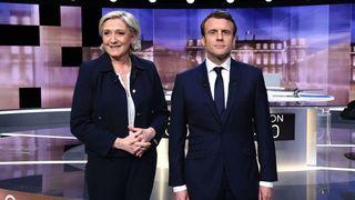 Macron lepen